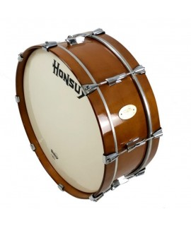 """Tinted with high brightness marching bass drum of 66x24cm (26""""x9,5"""")"""